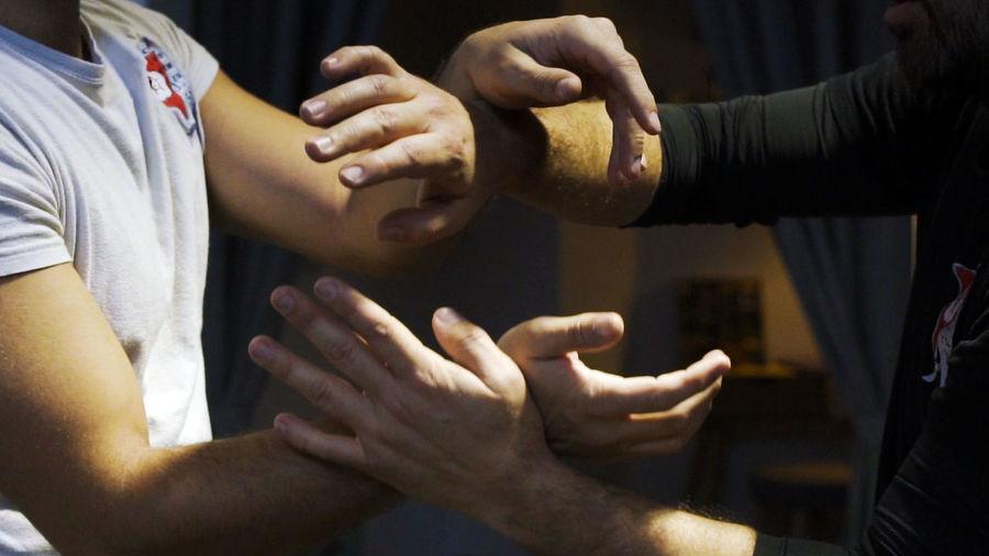 Wingchun Wing Chun Hands Fight Fighter Fighting Grab Image Still Videomaking ShortFilm Human Hand Close-up