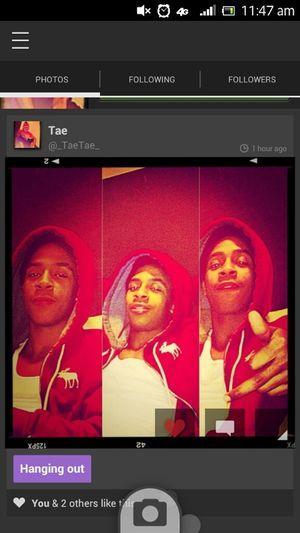 Follow my white boy @_TaeTae_