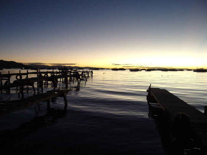 Beauty In Nature Bolivia Landscape Landscape_photography Nature No People Outdoors Reflection Scenics Sea Sky South America Sunset Titicaca Tranquil Scene Tranquility Water