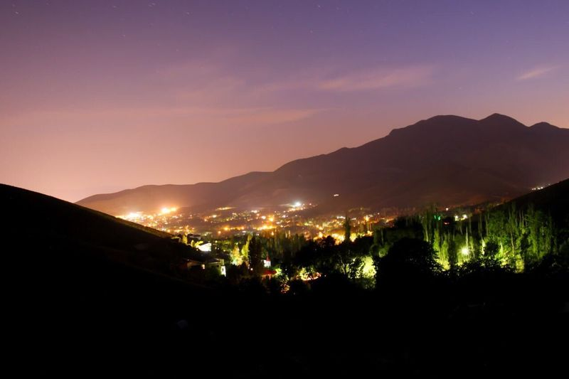 Montains    Sunset Sun Relaxing Village Village Life Checking In Light 1:30sc Photo By  Ali Tavakoli Canon50D