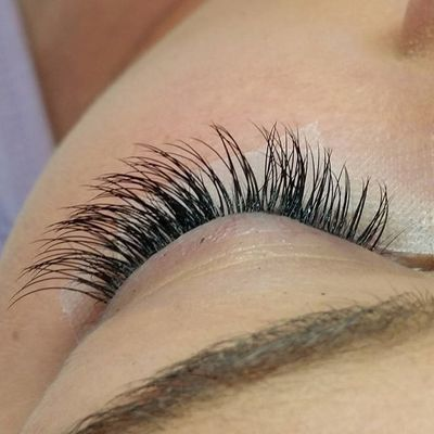 Lashextensions Vipper Vippeextensions