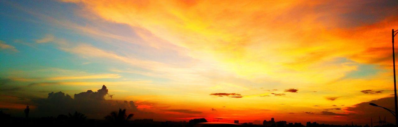 Sunset Vivid