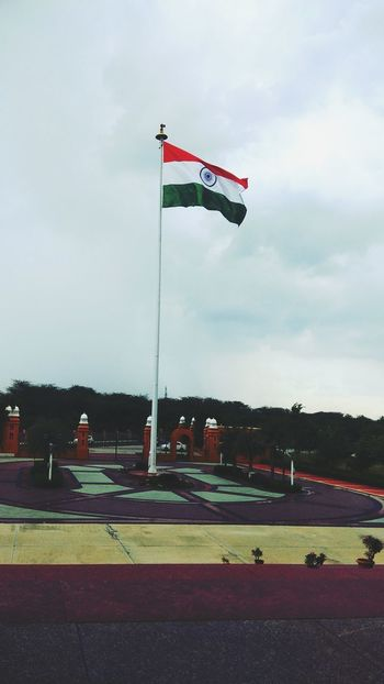 Flag Patriotism Sport Outdoors Sky Day Fan - Enthusiast Airshow People Politics And Government Indianflag Respect Pride Indian Culture  IndianFLAG...!! Respect Manipal University Jaipur Manipaluniversity