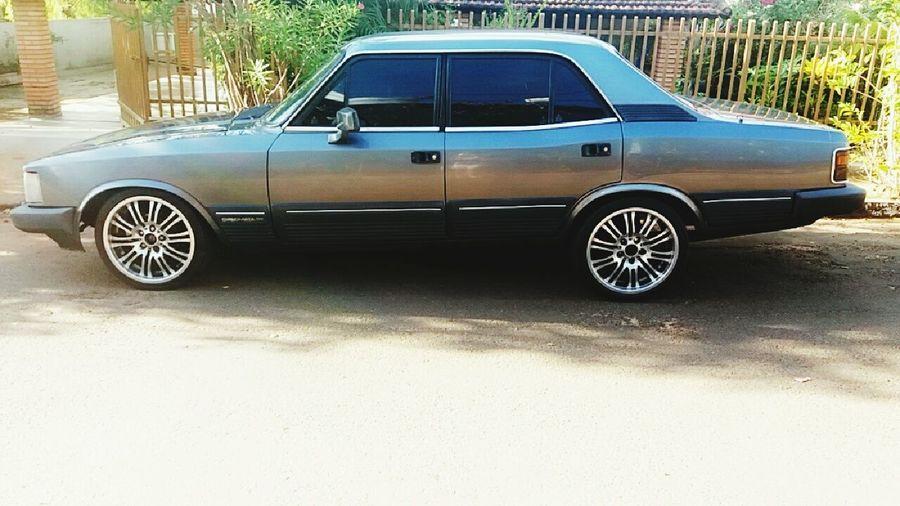 Classic Car Opala Diplomata