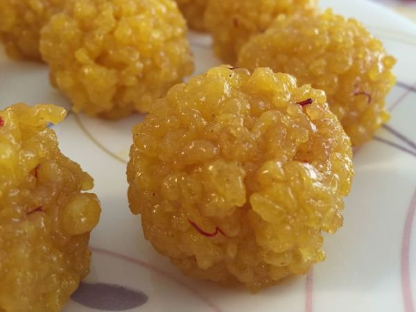 Homemade Bundi Ladoo Food Food And Drink Yellow Close-up Freshness No People Indoors  Ladoos Ladoo Homemade Food Homemade Sweets Homemade Ladoo Ready-to-eat Day
