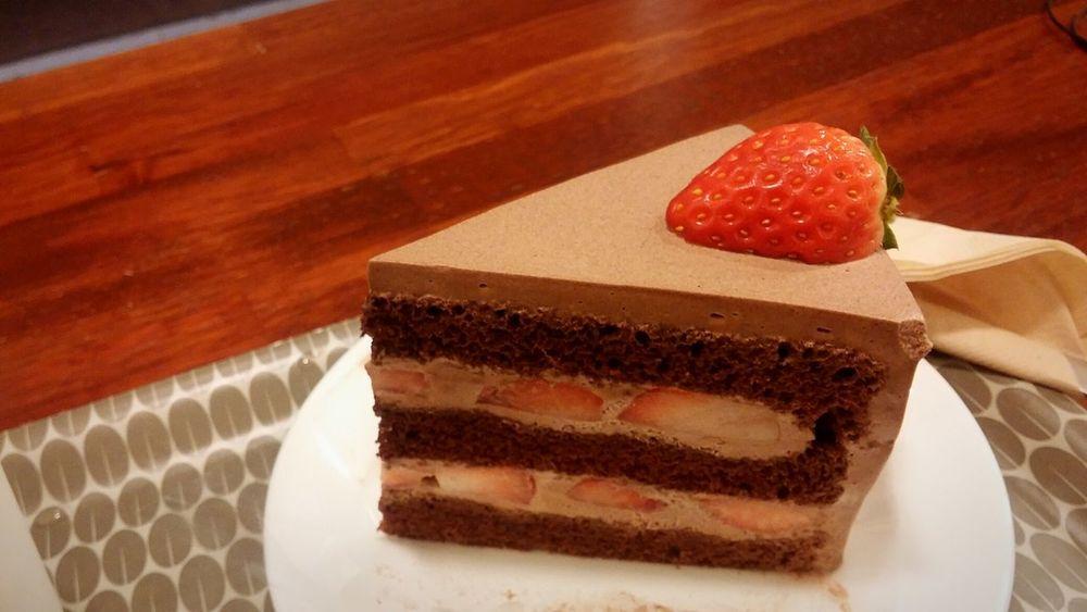 딸기케잌계의 지존이라는데 맛이.. 딸기 케이크 딸기케이크 Strawberry Cake Foodporn Foodie Foodphotography