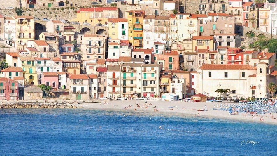 scilla Scilla Landscape Calabria (Italy)