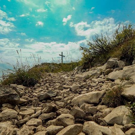 You will achieve your goals, but sometimes however, until then, there is still a long, stony way. Holycross Stony Rocks Cross Holy Mountains Path Stone Journey DSLR Photography Nikon Picture Pictureoftheday Image Imageoftheday The_relics Fingerprintofgod Moodygrams _ig_photobox Photo_storee Nature_soa Natureromantix People_and_world follow followme exposure color instagood instadaily