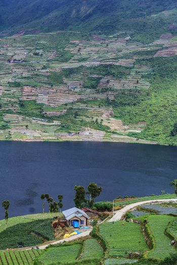Both side of the lake Nature Rural Scene Landscape Photography Lake Wonderfulindonesia Lost In The Landscape