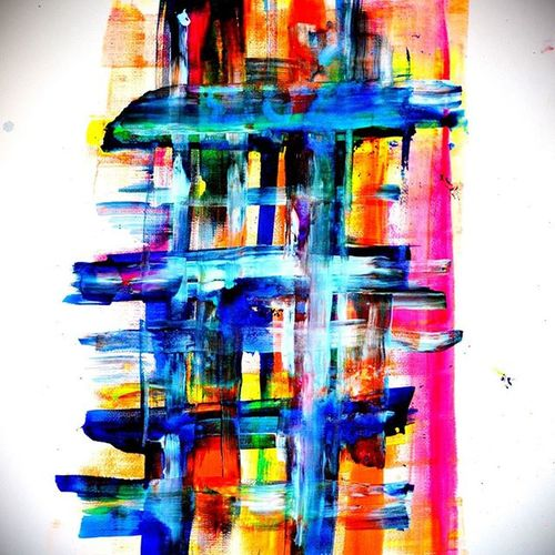 Future Nowart Evolution  Arminpaulpainting Arminpaulwatercolor Arminpaulwatercolordrawing Berlin Struggle Structure Peace Will Freedom Germany Europe World Anti Antiart Color Colorwork