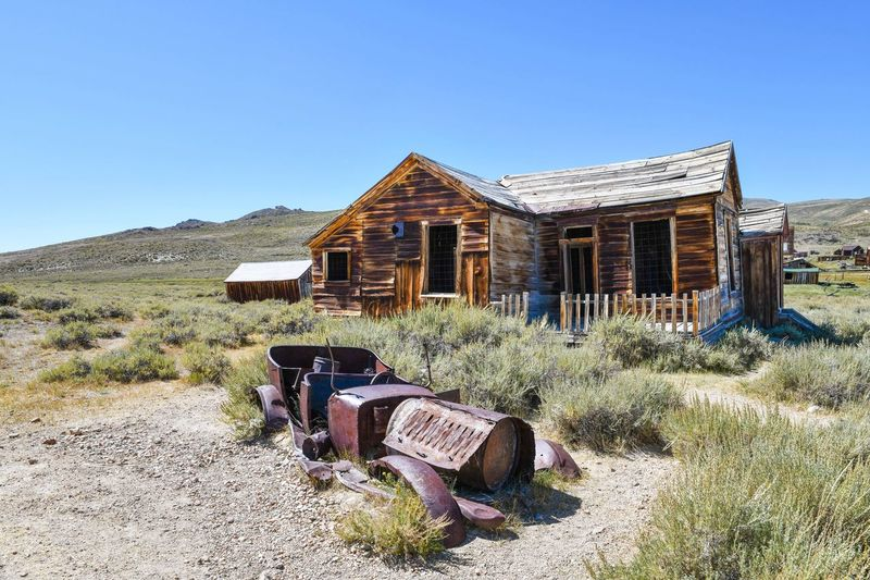 Bodie Ghost