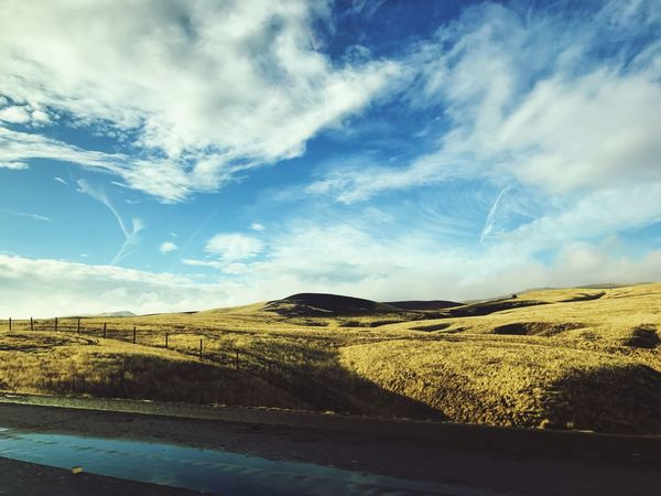 Road trippin 🚗 Landscape Scenics Roadtrip Roadtrippin' Losangeles San Francisco First Eyeem Photo Let's Go. Together.