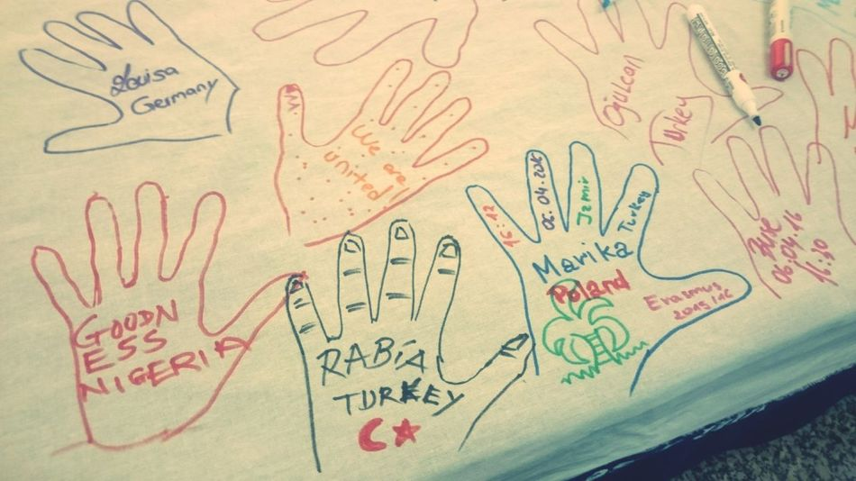 Cultures Day Turkey Nations Hands