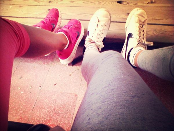 Nike✔ Best Friends Bff❤ That's Her