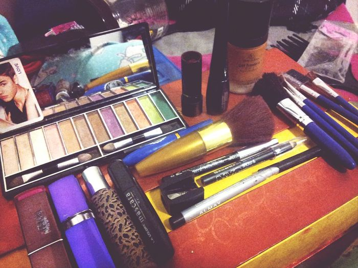"""I believe in the word """"Simple"""" :) Not Too Much Makeup Simple Girl"""