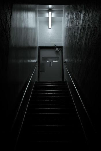upstairs Closed