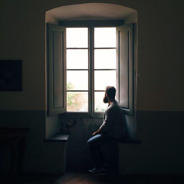 Isolation, meditation, illumination NEM VSCO Submissions Nem Portraits