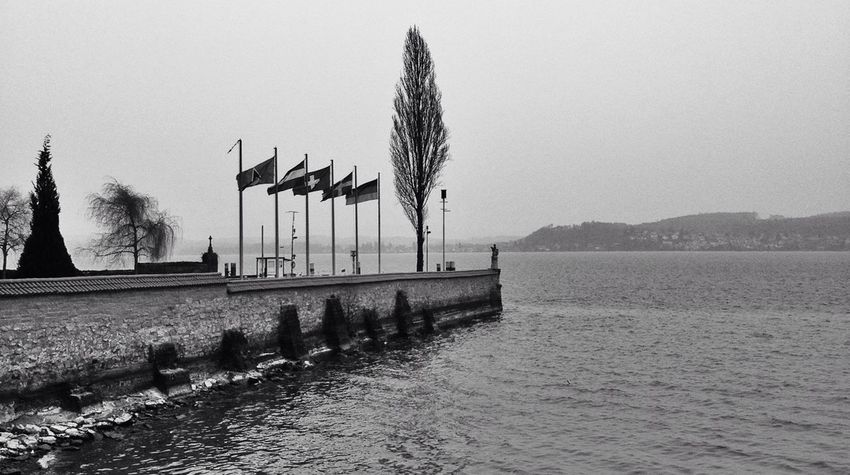 Blackandwhite Bodensee Landscape_Collection EyeEm Nature Lover