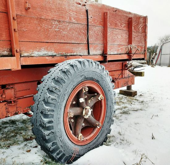 Old red trailer Taking Photos Check This Out Old Red Trailer Farm Weathered Getting Inspired Popular EyeEm Gallery EyeEm Best Shots Photooftheday Showcase: January Eye4photography  Wood Popular Photos EyeEmBestPics Vintage Design EyeEm Photo Farm Life Snow Winter Outdoors