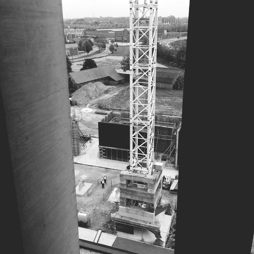 Contruction from above