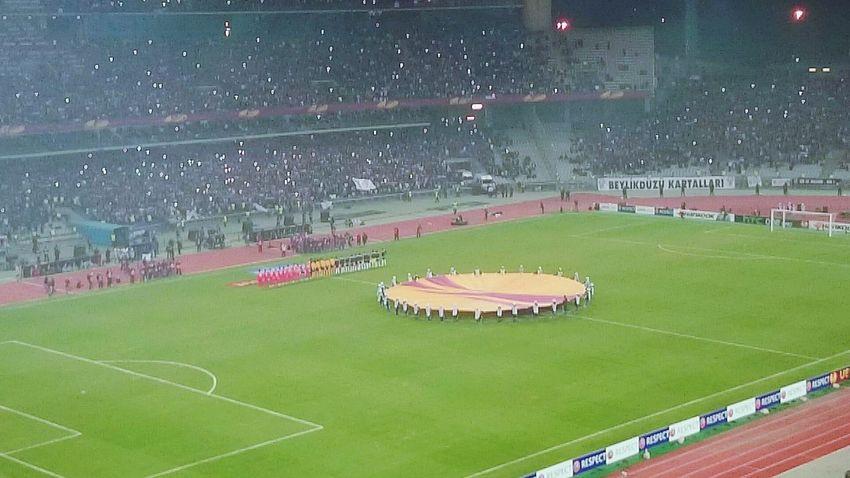 Beshiktash ft. Liverpool Istanbul Uefachampionsleague