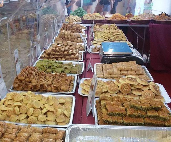 Festivaldelloriente Mostradoltremare Napoli Dolci Sweets