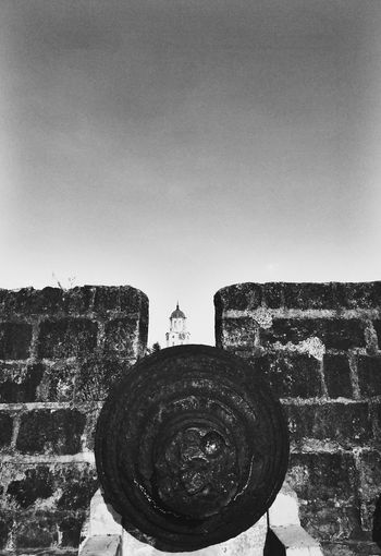 Bang! An old cañon in Intramuros facing the Manila City Hall. Cannon Blackandwhite B/W Photography Mypointofview Eye4photography  Showcase April Something Interesting Somethingdifferent EyeEm Best Shots IPhoneography Iphone5s Photography Eyeem Philippines Mobilephotography