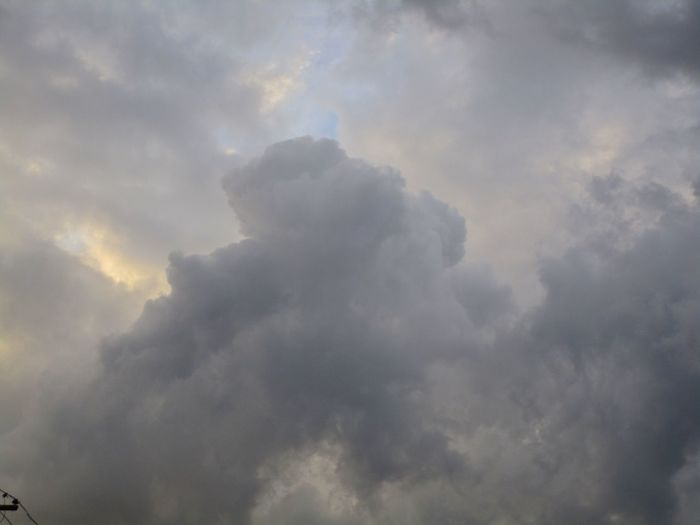 Dramatic Sky Low Angle View Cloudscape Cloud - Sky Beauty In Nature No People