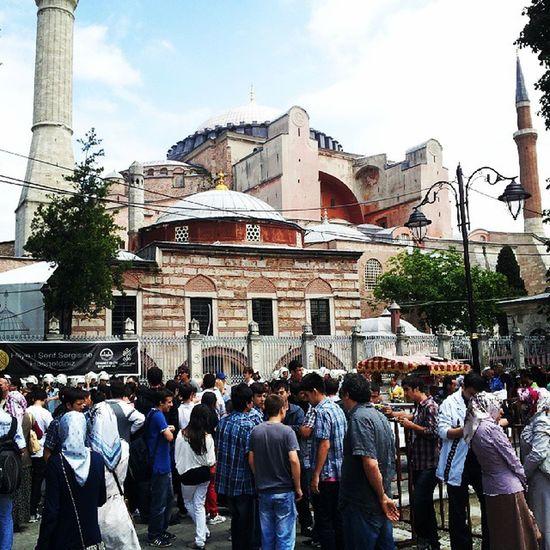 Istanbul Higiasophia