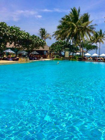 BADUNG-Benoa Water Swimming Pool Blue Luxury