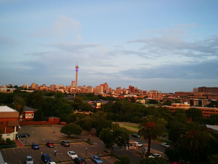 Hillbrow view.