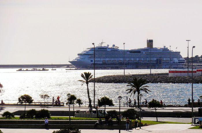 Costa Concordia Vacations Cruise Ship Photos Mediterranean  November 2011 EyeEm Best Shots Infamous Travel Destinations Harbor