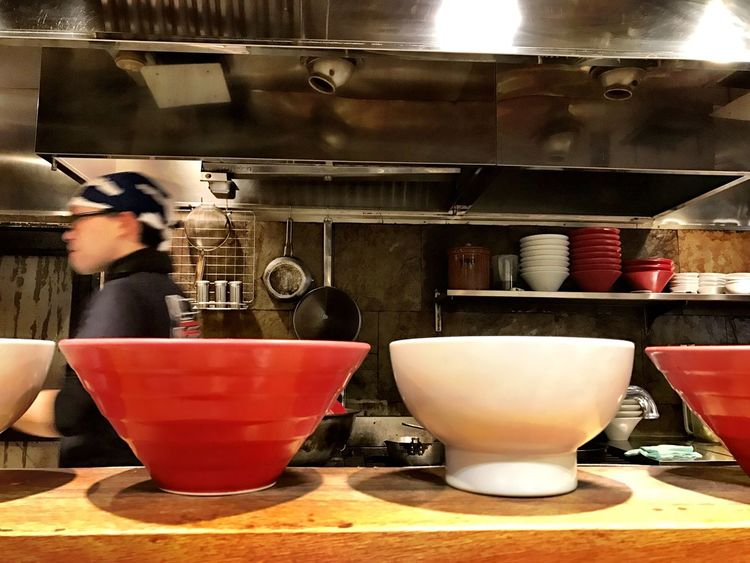 Indoors  Real People Drink One Person Working Day Bowls Ramen Bowl Tokyo Streetphotography EyeEmJapan Japan Photography Urbanphotography Ramen Restaurant
