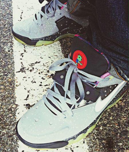 "Nike Barkley Air Force Max ""Area 72"" Sneakers Kicks Sneakerhead  Streamzoo"