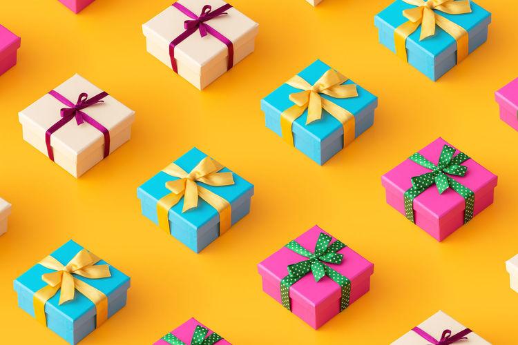 Multiple gift