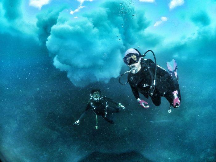 Scuba Diving Thailand #travellife #backpacker #beautiful #ontheroad #instatravel #photography #photographer #sonya6000 #actioncamera #hostellife #krabi #waterfull #waterfalls #thebeautyofthailand