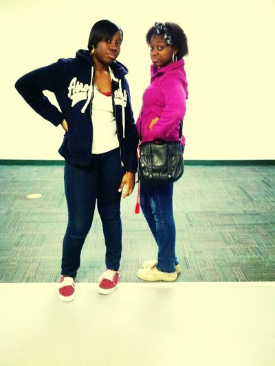 Mee &&' Myy Sister Withh That MEAN MUGG ( :