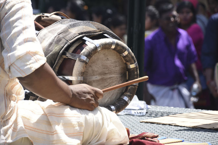 Thaipusam Celebration in George Town, of the coconuts and blessings