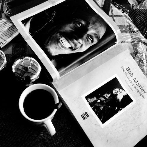 Coffee Bobmarley Literature Biography