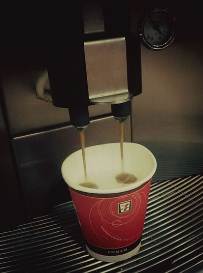 Hello World! Good Morning World! This is my Machiatto for my Breakfast.What Is Your Breakfast? Have A Nice Day♥ . Cheers