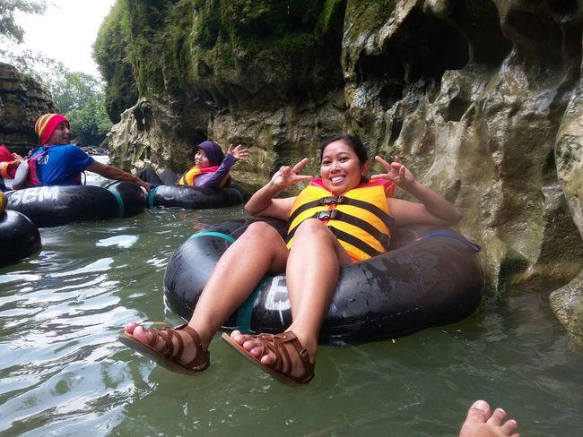 Lasttrip Rafting goa pindul in yogyakarta...