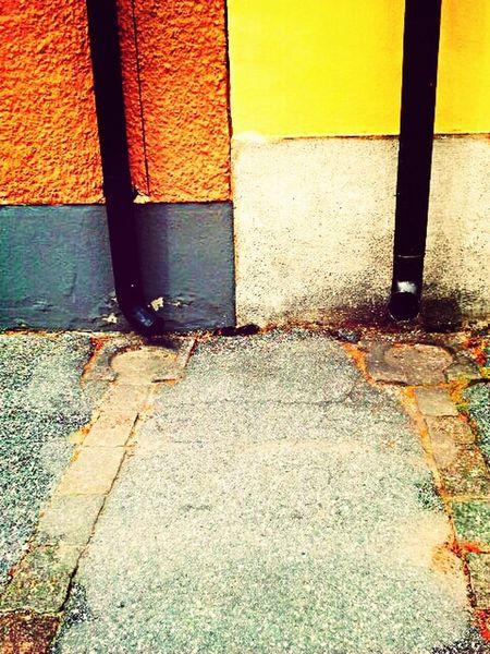 Streetphotography Readymades Petrine's Street Ready Made