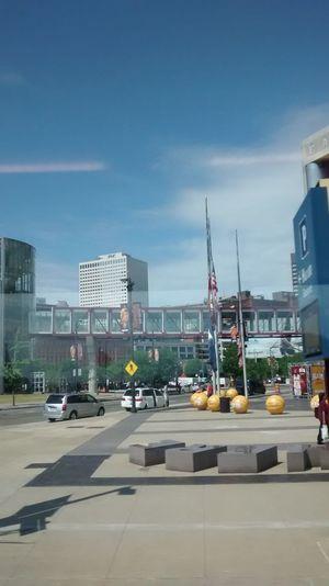 Cleveland Arena Go Cavs Cleveland Cavaliers