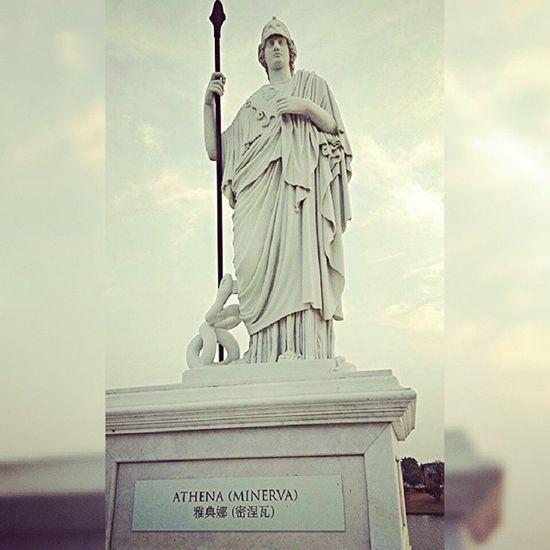 Athena Minerva 雅典娜 아테나 アテナ