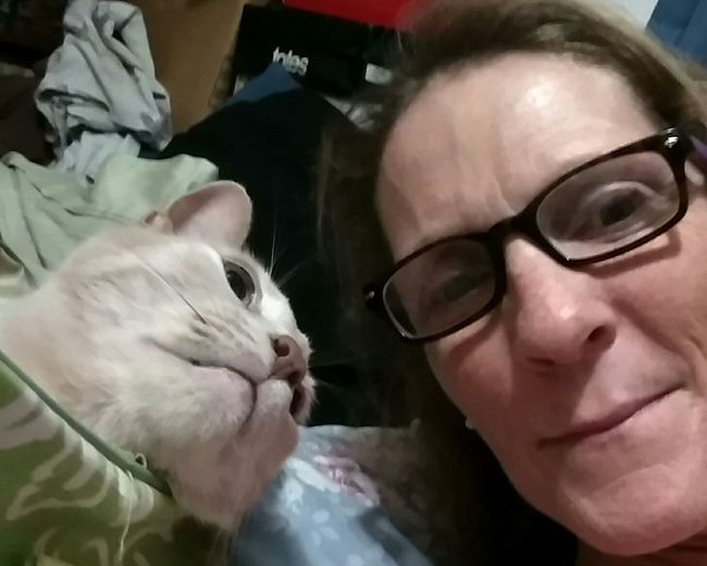 People Together Catsarepeopletoo Hanging Out Best Friends selfieimprovement Two Is Better Than One