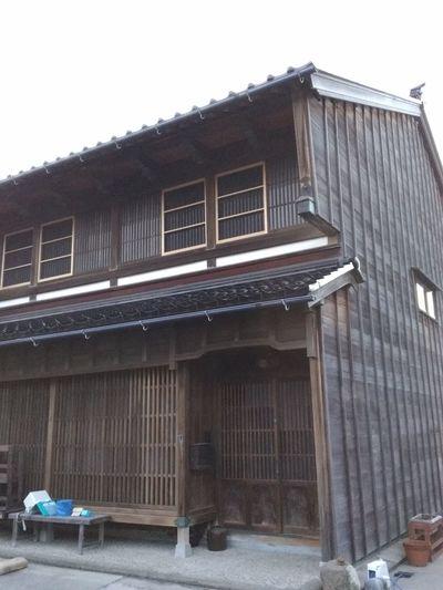 Building Exterior Kanazawa City,Japan 🇯🇵 Japan 金沢市大野 お醤油蔵の町 Scenic Landscapes Landscape Street Rural Scene No People Scenery Pictures
