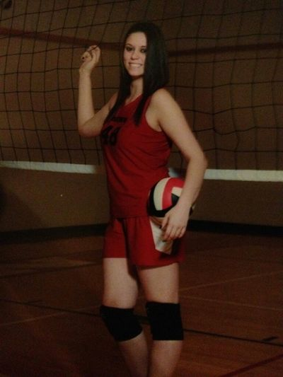 My volleyball pic