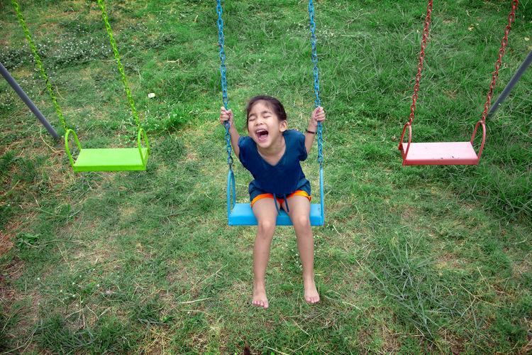 happy asian kid