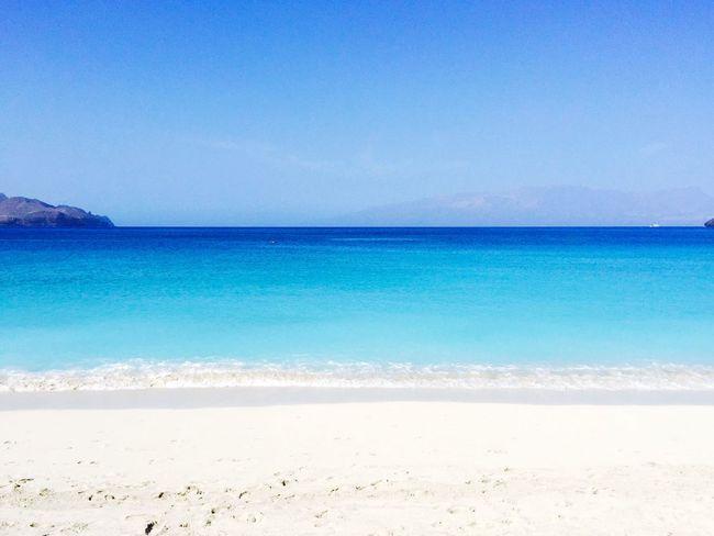 Praia da Laginha Peaceful Peace Sea And Sky Sea Caboverde Heaven Paradise Followme Mothernature Sea Saovicente Africa