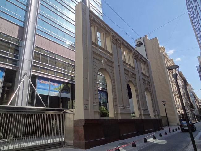 Angulo Architecture Building Exterior Built Structure City Day Light And Shadow Microcentro Microcentroporteño No People Outdoors Sky Travel Destinations